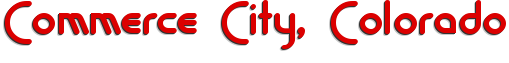 Commerce City business directory logo